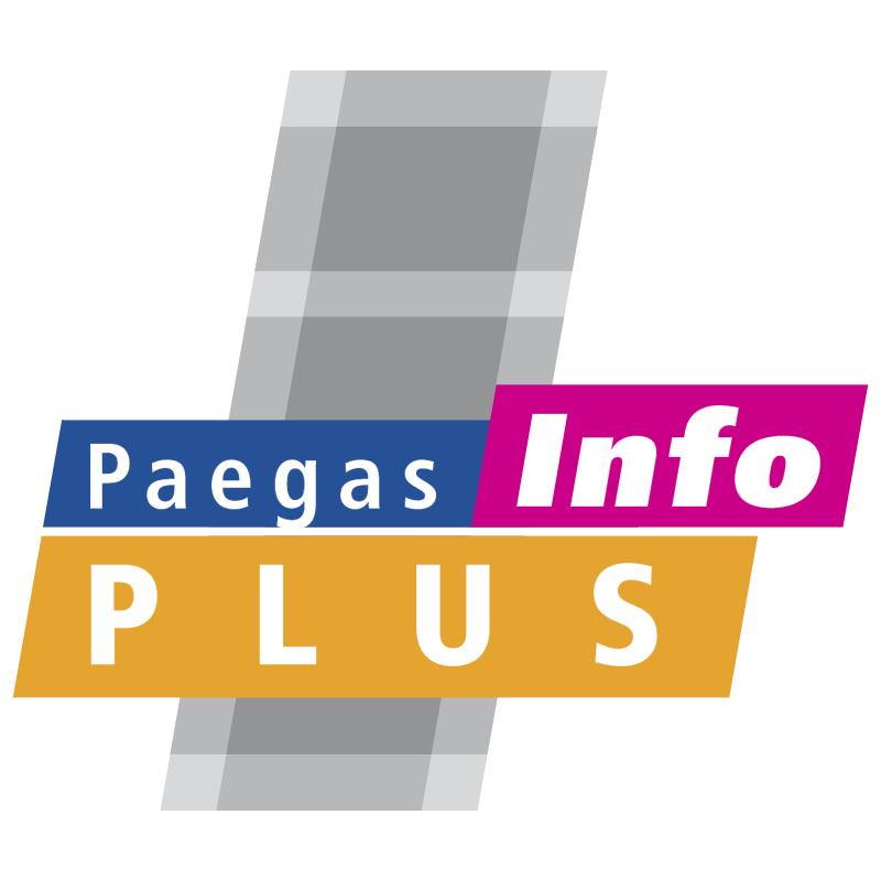 Paegas Info Plus vector