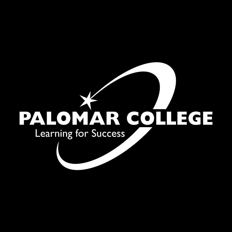 Palomar College vector