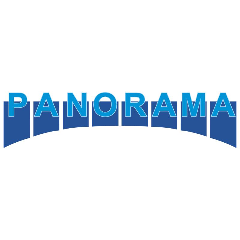 Panorama vector logo