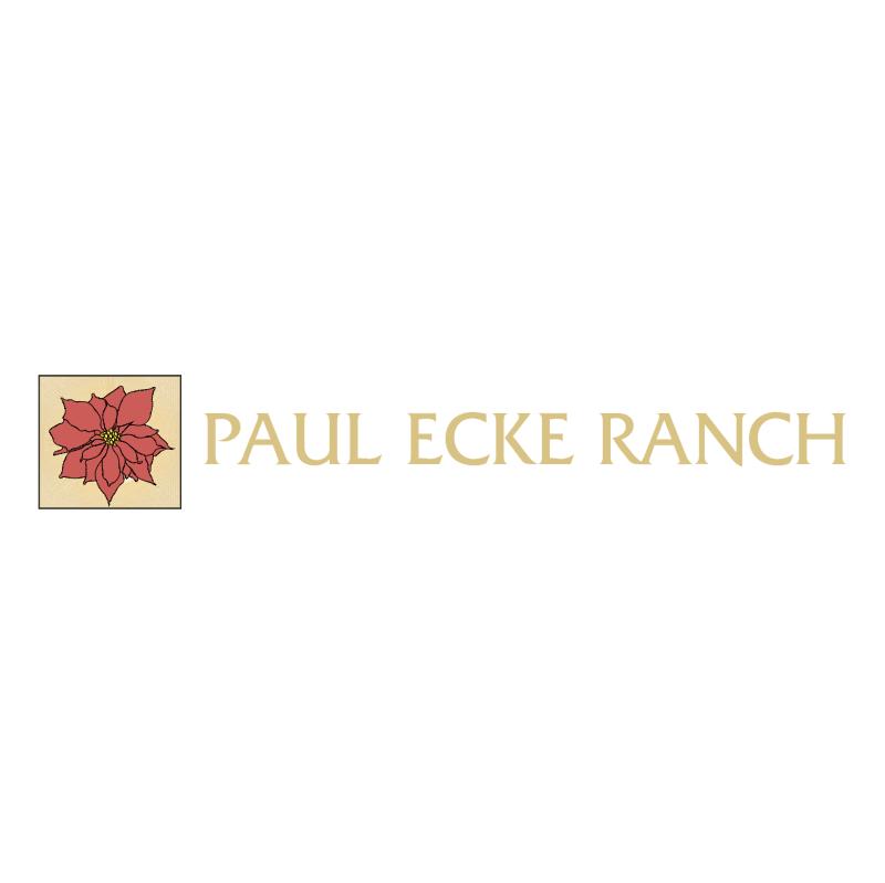 Paul Ecke Ranch vector