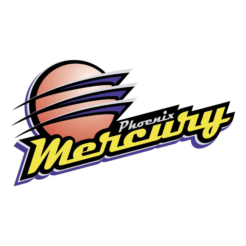 Phoenix Mercury vector