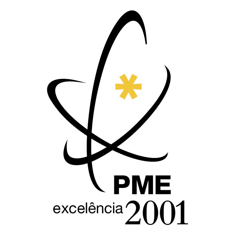 PME Excelencia 2001 vector