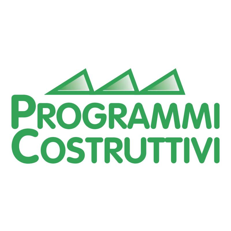 Programmi Costruttivi vector
