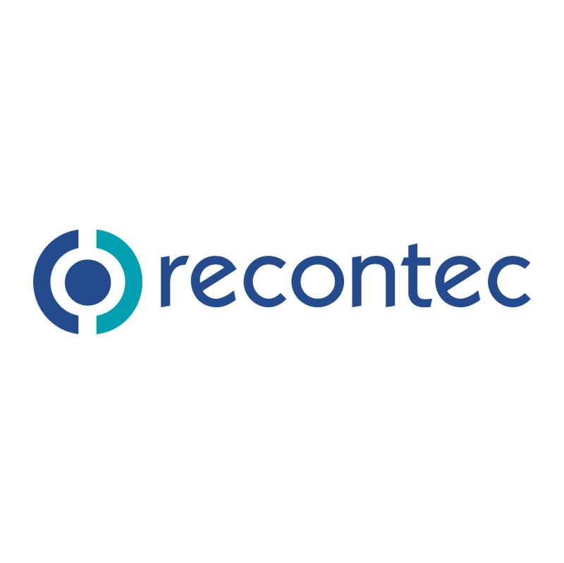 Recontec vector logo