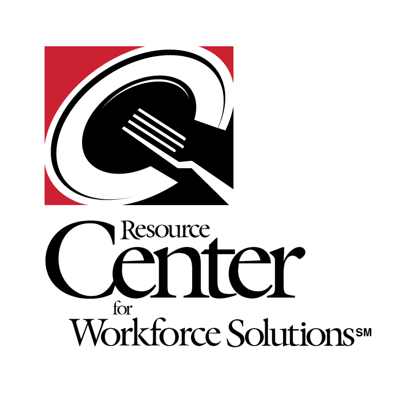 Resource Center for Workforce Solutions vector