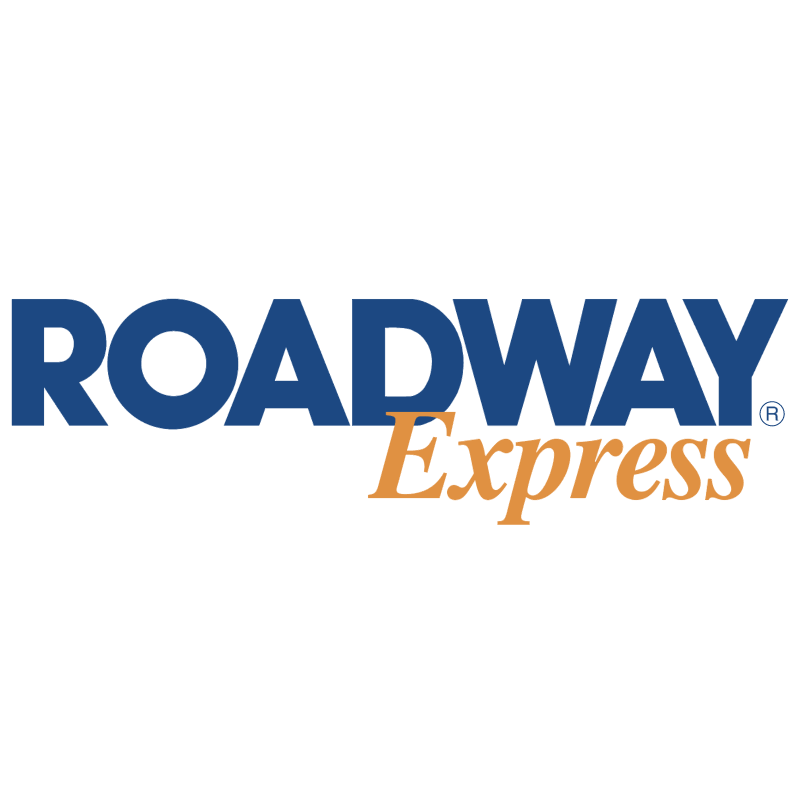 Roadway Express vector