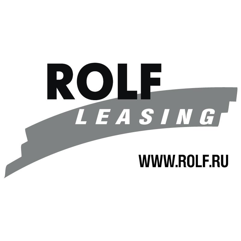 Rolf Leasing vector logo