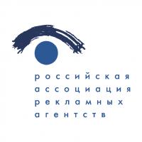 Rossiyskaya Associacia Reklamnyh Agentstv vector