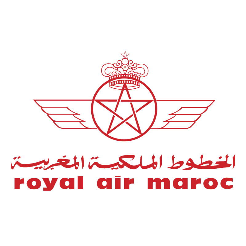 Royal Air Maroc vector