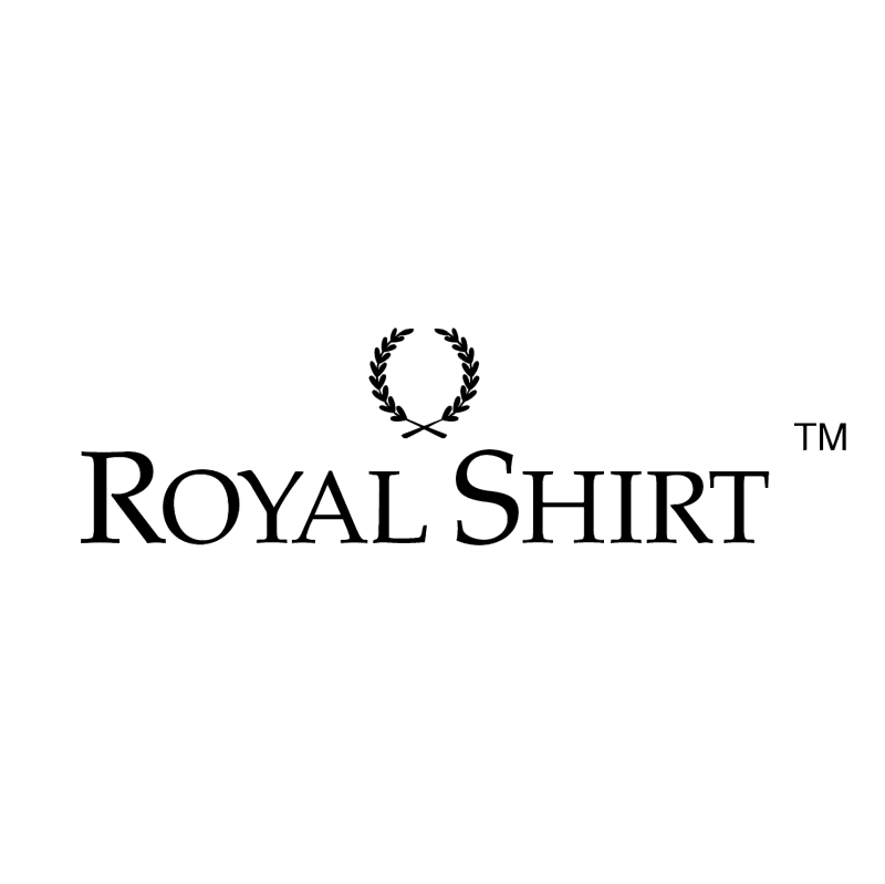 Royal Shirt vector