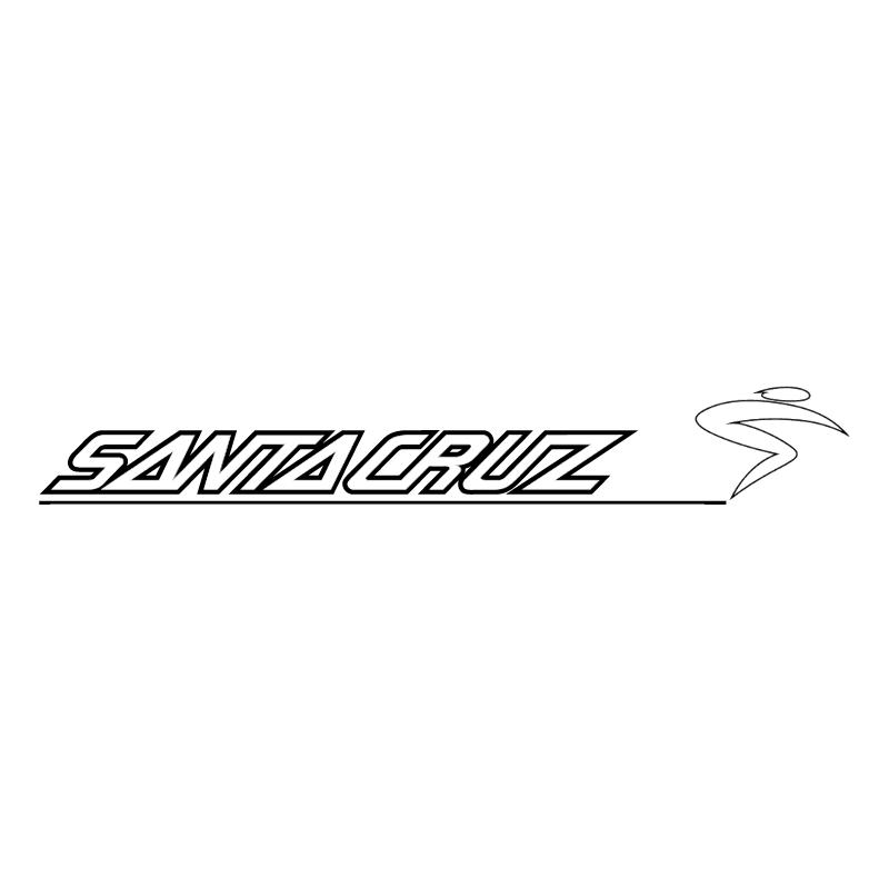 Santa Cruz Bicycles vector