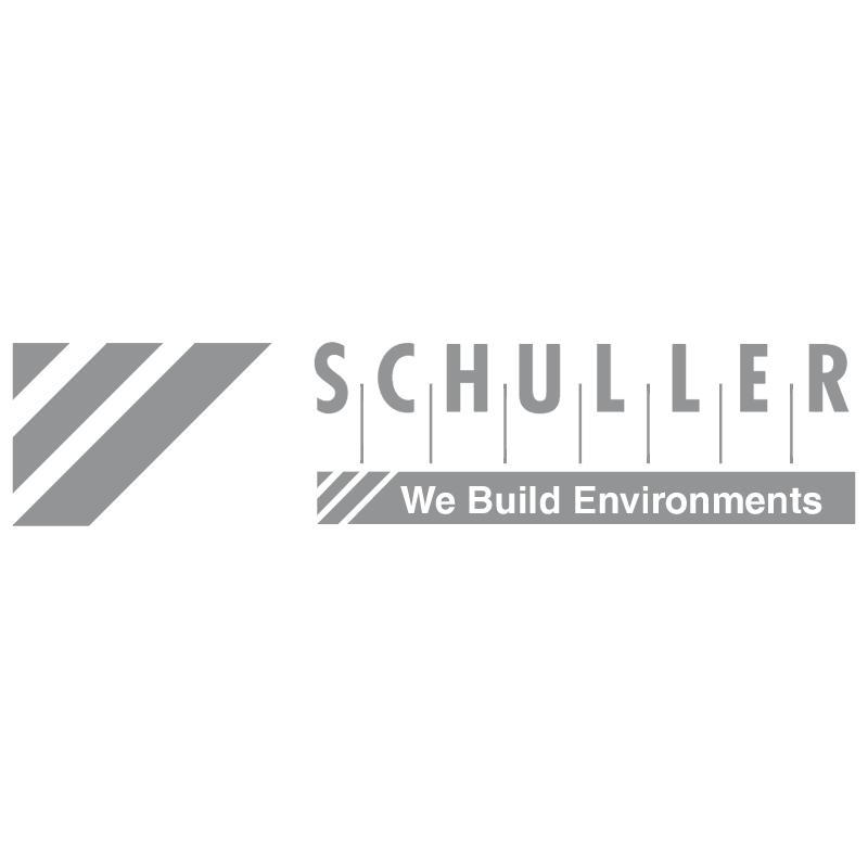 Schuller vector logo