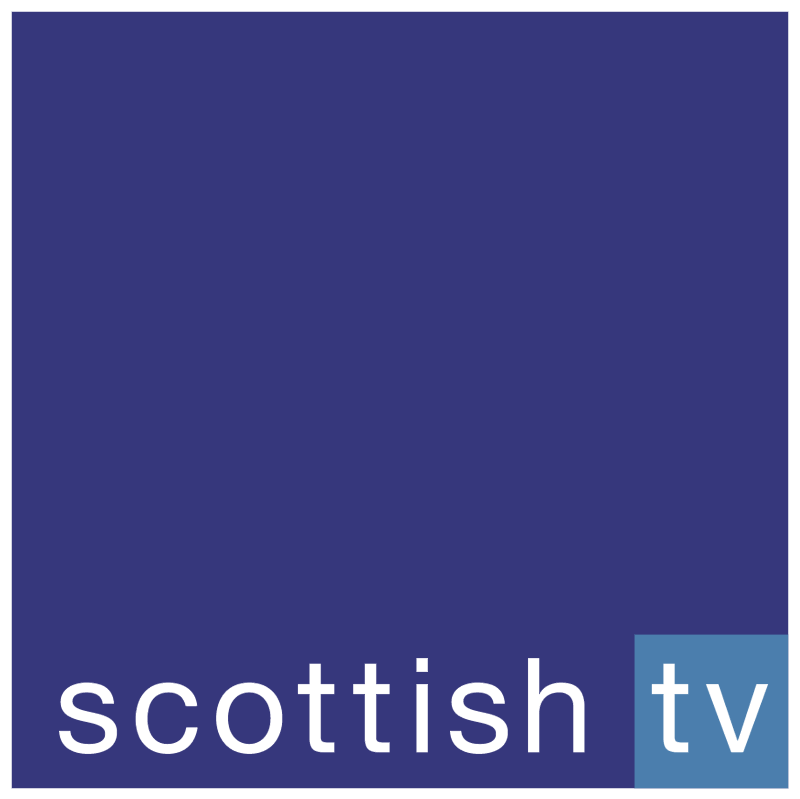 Scottish TV vector