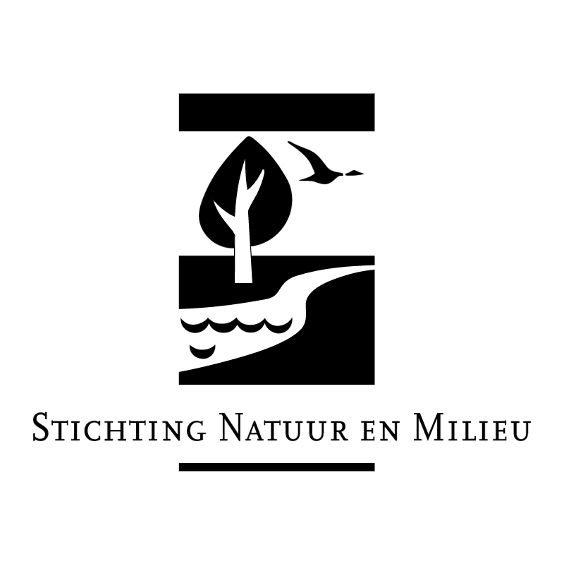 Stichting Natuur en Milieu vector