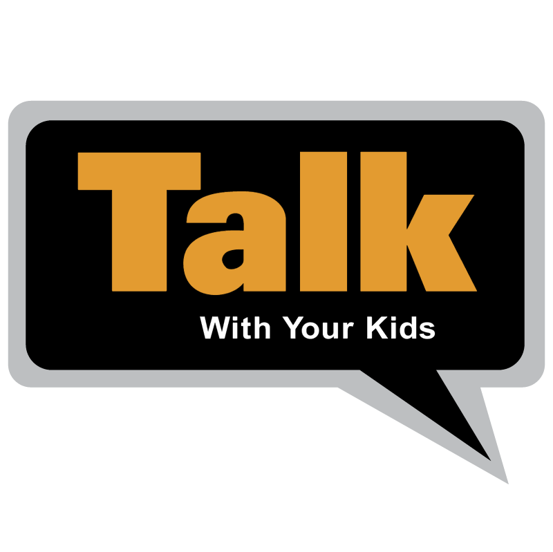 Talk With Your Kids vector