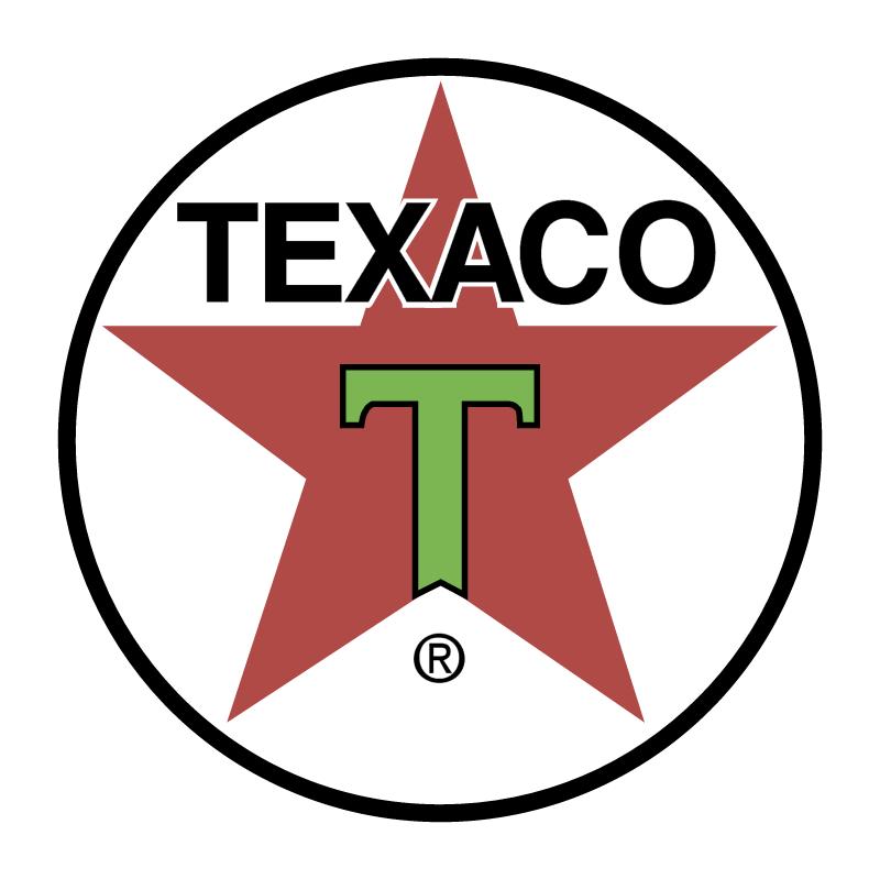 Texaco vector logo