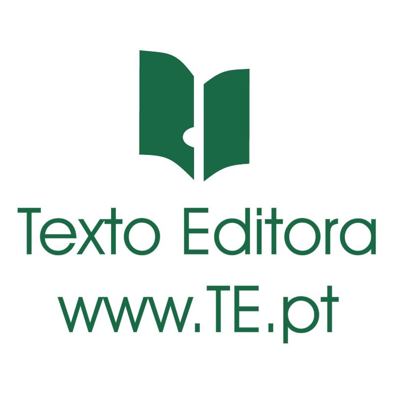 Texto Editora vector