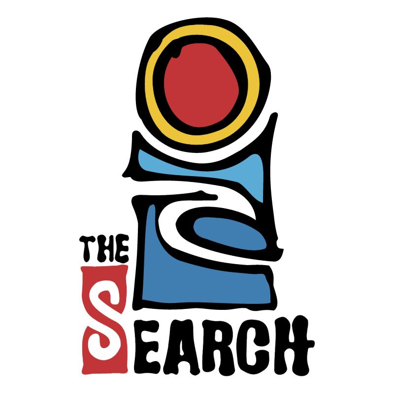The Search vector logo