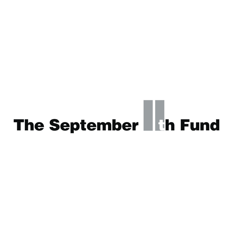 The September 11th Fund vector logo