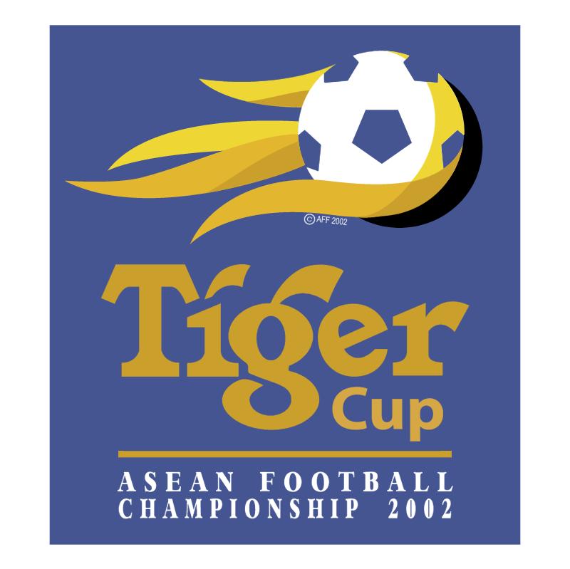 Tiger Cup 2002 vector