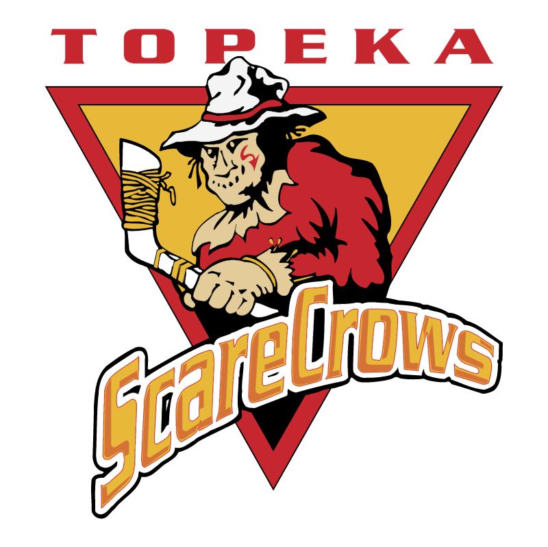 Topeka ScareCrows vector