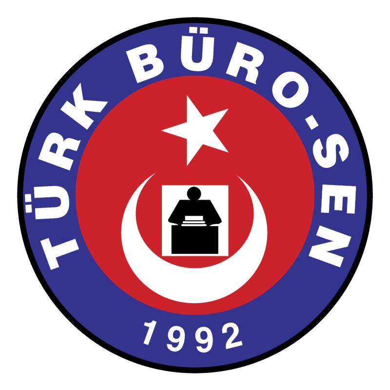 Turk Buro Sen vector