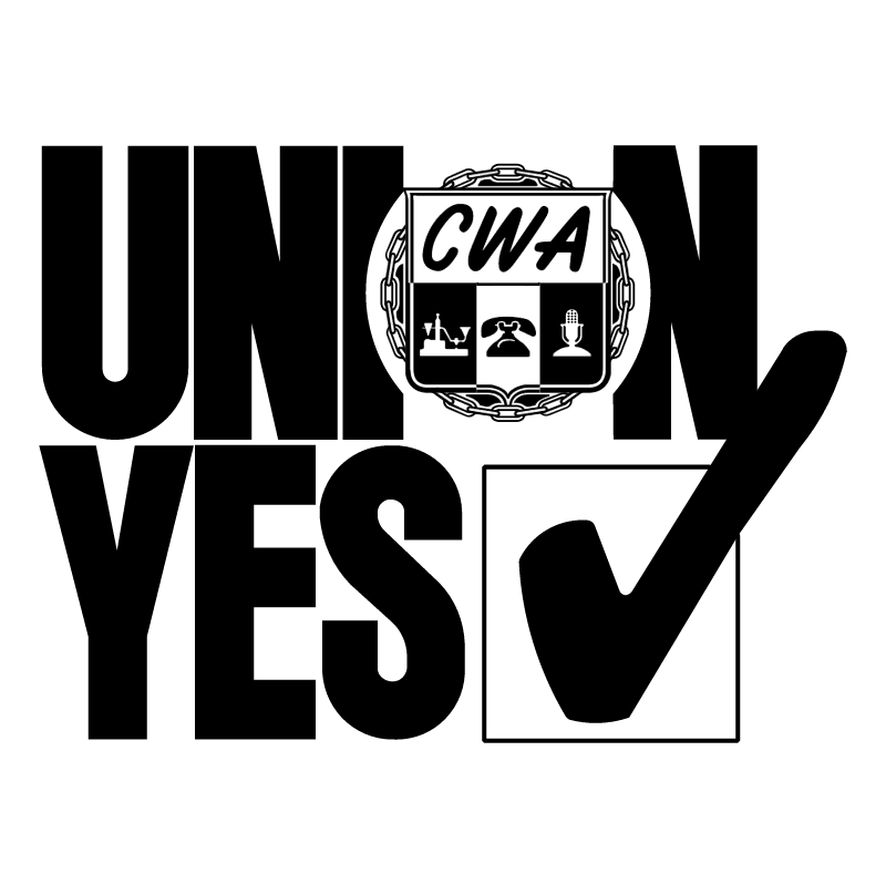 UNION YES CWA vector