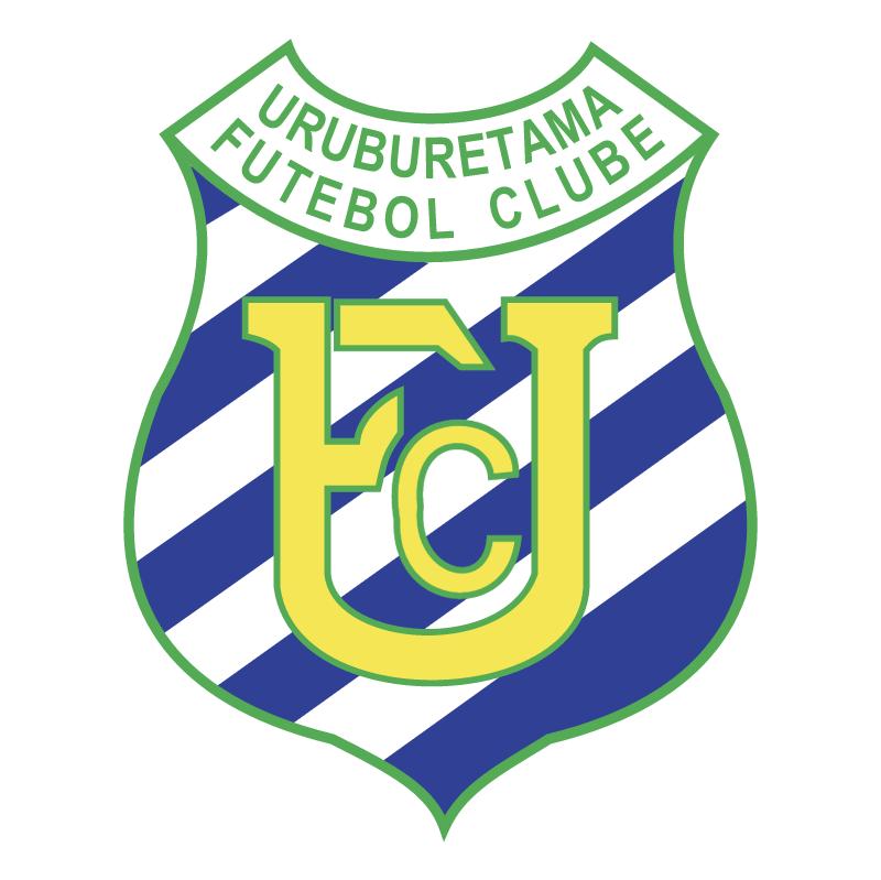 Uruburetama Futebol Clube de Uruburetama CE vector logo