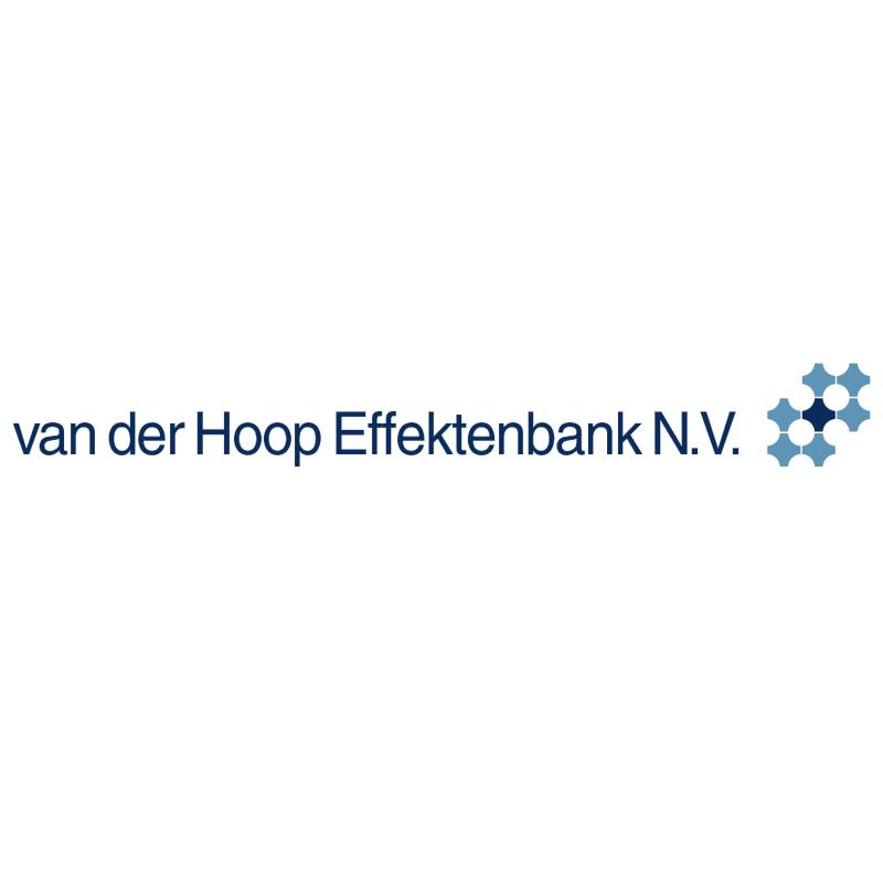 Van der Hoop Effektenbank NV vector