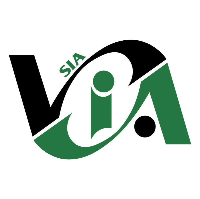 Via vector logo
