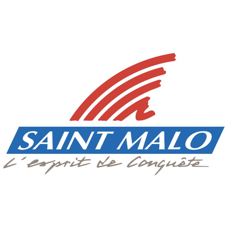 Ville de Saint Malo vector
