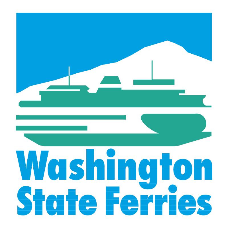 Washington State Ferries vector logo