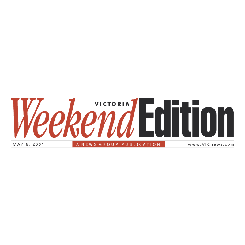 Weekend Edition vector logo