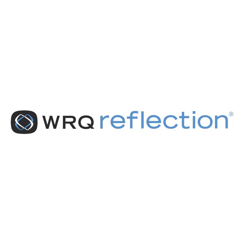 WRQ Reflection vector logo
