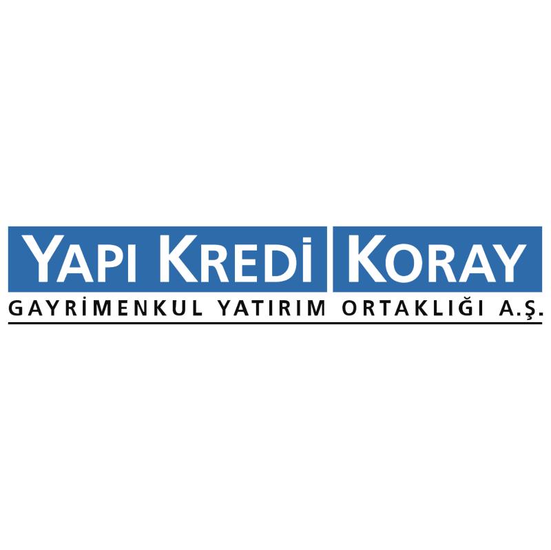Yapi Kredi Koray vector