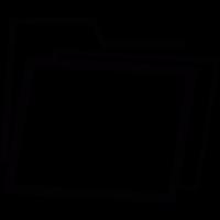 Files on folder vector