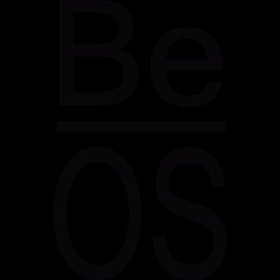 BeOs vector logo