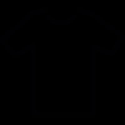 T-shirt model vector logo