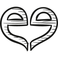 Meetic Draw Logo vector