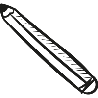 Pencil for Studying vector