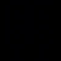 Vertical speakers vector