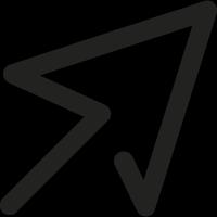 Mouse Arrow vector