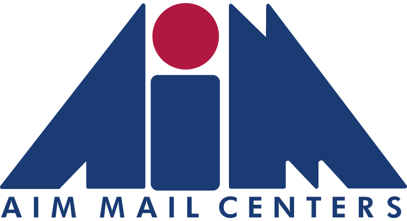 AIM MAIL CENTERS 1 vector