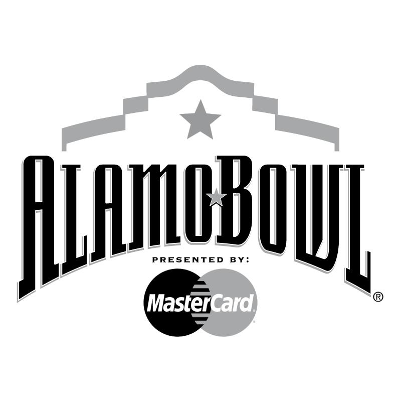 Alamo Bowl presented by MasterCard vector
