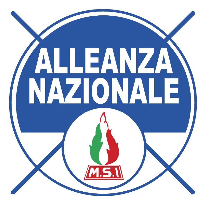 Alleanza Nazionale 86405 vector