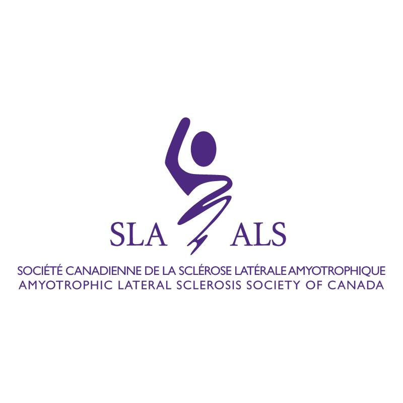 ALS Society of Canada vector logo