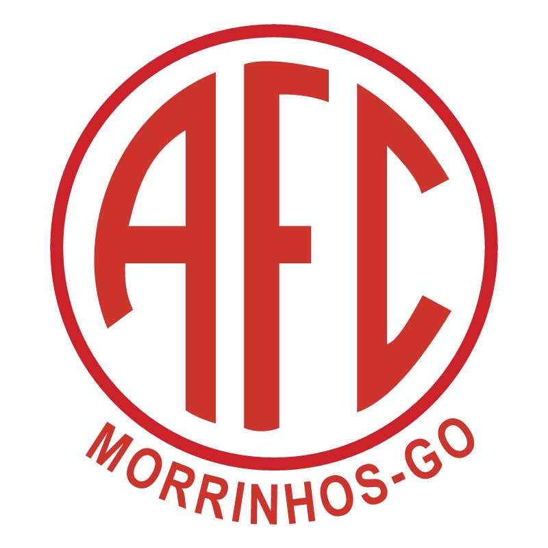 America Futebol Clube de Morrinhos GO 78947 vector