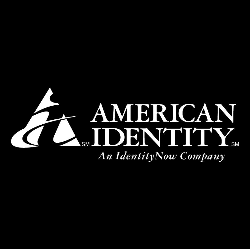 American Identity vector logo