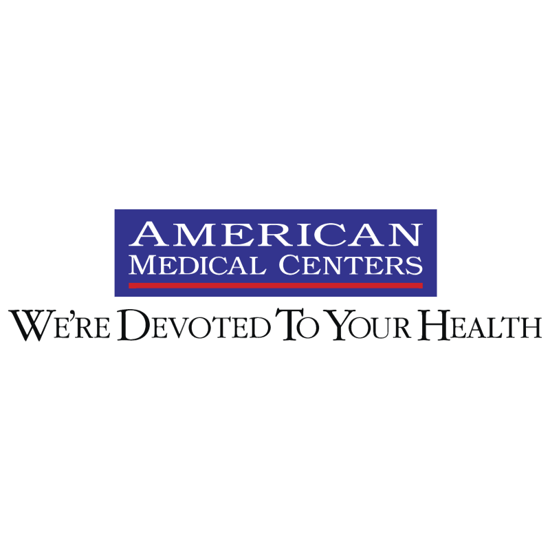 American Medical Centers vector