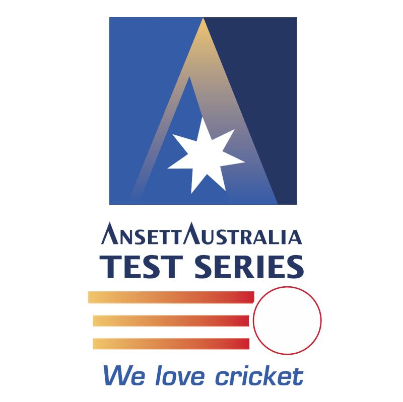 Ansett Australia Test Series 32946 vector